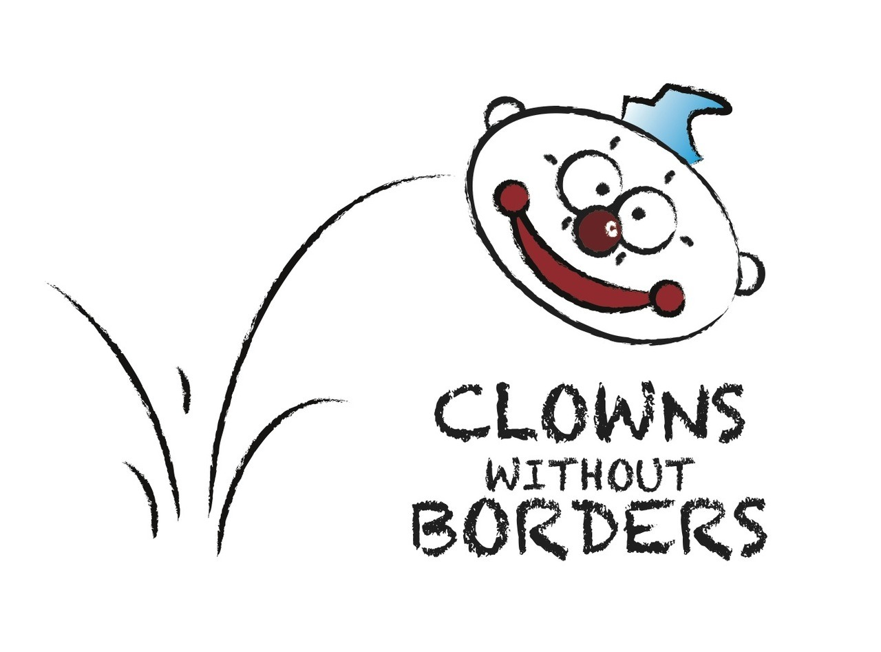hopefully a new logo for clowns without borders