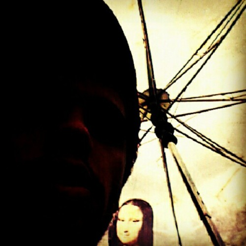 Fuck the rain #monalisa (Taken with Instagram)