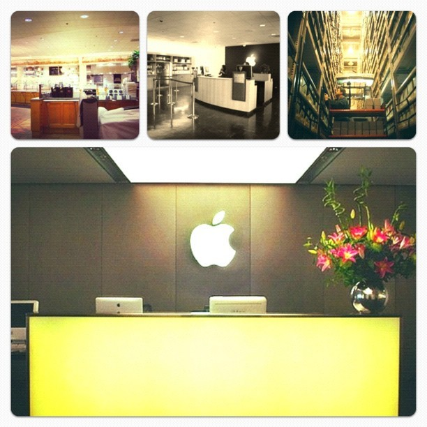 Life at Apple (Taken with Instagram)