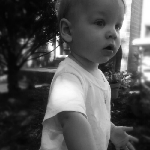 AJC 6.26.12 #handsome #babyboy #summer2012 #blackandwhite #beautifulboy #myheart #mysoul #myeverything  (Taken with Instagram)