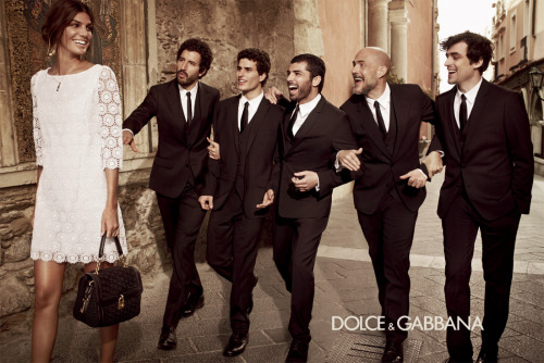 Wearing D&G empowers you..