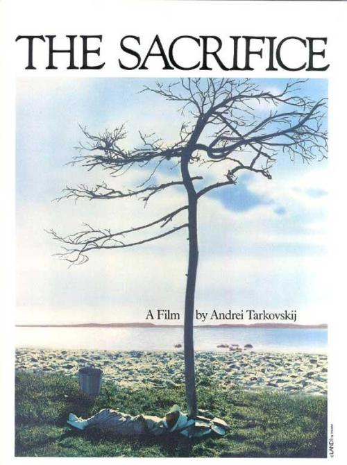 NYFF '86: The New York Film Festival screens Andrei Tarkovsky's THE SACRIFICE — a poetic meditation on man's spirituality in the nuclear age.