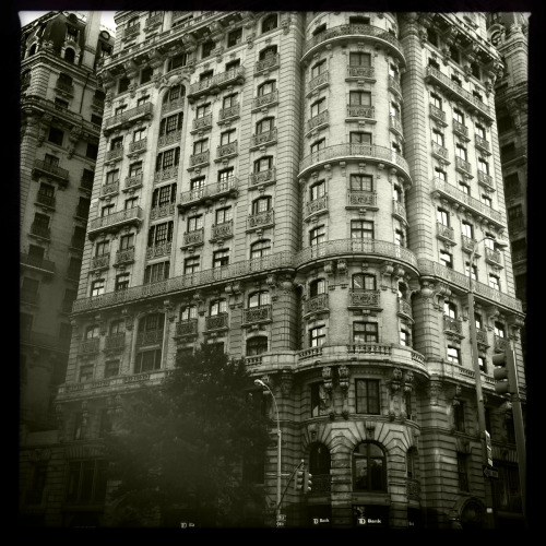 I wanna live on the upper west-side and never go down the street  6-20-12