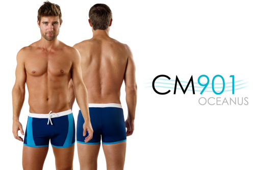 Are you guys set for this summer? Start your summer with Cover Male's Oceanus swimsuit!