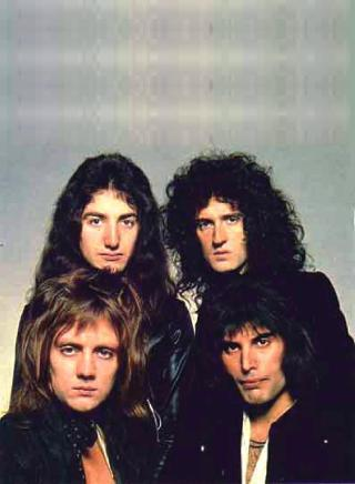 "I am listening to Queen                   ""Keep yourself alive.""                                            16 others are also listening to                       Queen on GetGlue.com"