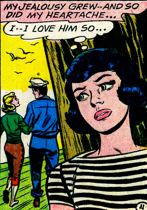 Heart Throbs Vol 1 #64 (1960)