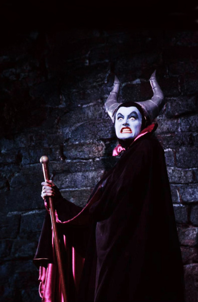 vintagegal:  Eleanor Audley, the actress who voiced Maleficent for Disney's Sleeping Beauty, provided live action references for the animators as well.