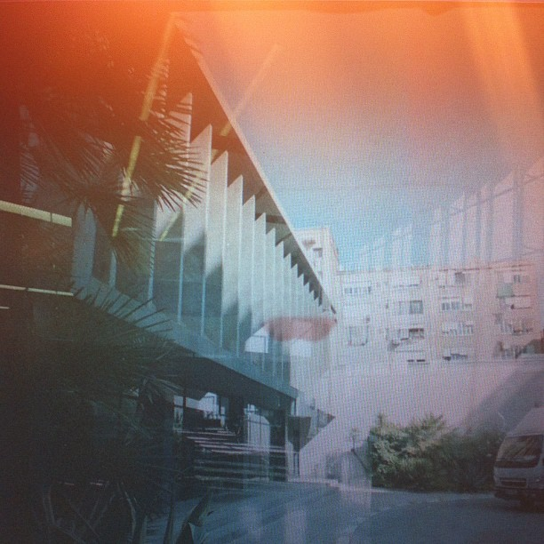 DearqDiana2011 #gustavogilli #barcelona #lomography (Taken with Instagram)
