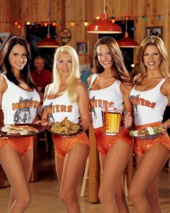 "Hooter's top three competitors — Twin Peaks, Tilted Kilt, and Mugs N Jugs — each grew by at least 30 percent last year. Why are ""breastaurants"" succeeding while mid-price options such as Applebee's and Bennigan's have experienced declines? ""Why bother dining out if you're not going to have a unique experience?"" says Maressa Brown at The Stir. Most restaurants have some sort of ""schtick to get people in the door,"" and for breastaurants, ""waitresses showing a little skin and serving regular ol' pub food in a fun, kitschy way just happens to be theirs."" That's why, as ""a longtime self-described feminist,"" I'm all for these ""almost unavoidable, non-threatening"" signs of the time. Keep reading"