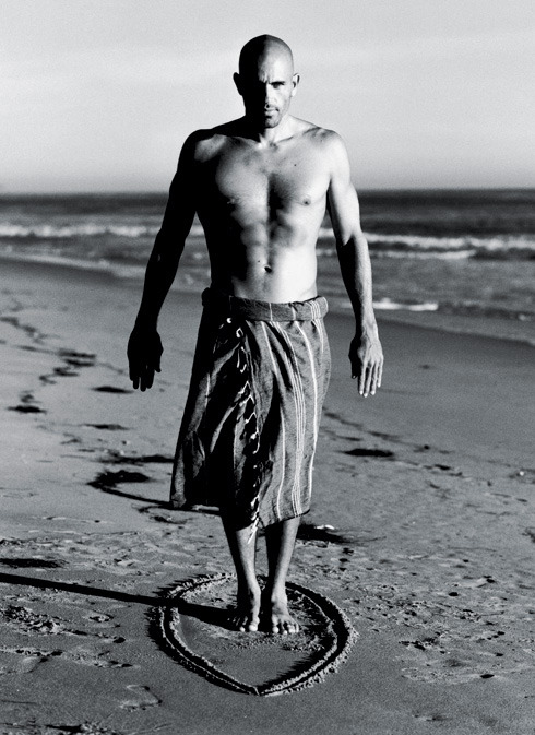 tmagazine:  From the archives: Kelly Slater hangs ten in our Men's Spring 2011 issue.