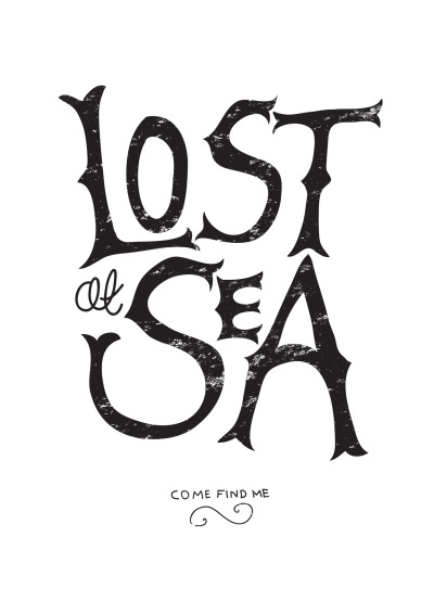 'Lost at sea' Submitted by liam-j-ross