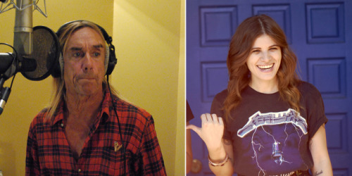 "Iggy Pop and Best Coast Team Up for ""True Blood""Collaborate on a song called ""Let's Boot and Rally""…  ""True Blood"", the HBO vampire drama that previously featured a collaboration between Neko Case and Nick Cave, is about to get another awesome collaborative duet. Iggy Pop and Best Coast's Bethany Cosentino are teaming up for a song called ""Let's Boot and Rally"", which will be featured in the show's July 8 episode.  The song will premiere July 5 on KCRW. A press release features quotes from each of them.  Iggy Pop:  ""I've always liked to bite. I guess this makes me a singing vampire, does this mean I have a license to suck? Hi Bethany…""  Bethany Cosentino:   ""What an honor to get to sing with a legend, and for such a fantastic show. What's up Iggy!  This and More via Pitchfork…"