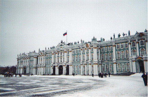 girlinlondon:  infinite—contradictions:  the winter palace by ringsonherfingers// on Flickr.