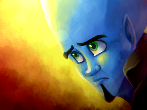 Megamind - sad moment by =ZeomyAlies