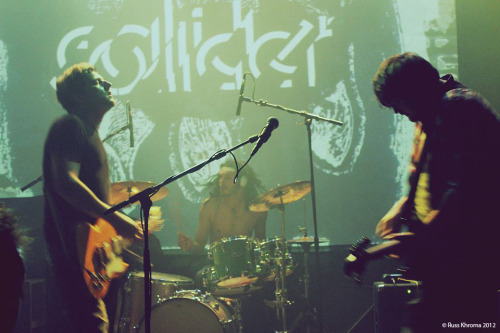 Collider at Norwich Arts Centre, launching our new single, Treehouse. Photo by Russ Khroma.