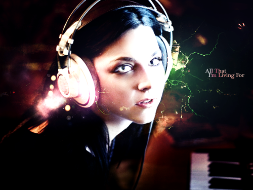 Evanescence Songs Project, All That I'm Living For :)