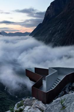 landscape architecture norway xs stair