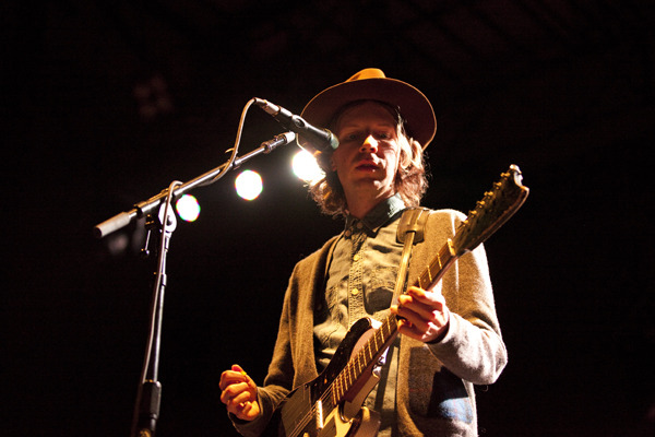 cmj-network:  Beck at Governors Ball.  Click through for more shots from the festival.  I went to this festival the other week and Beck was definitely a highlight. He sounded amazing. Really want to see him live again.