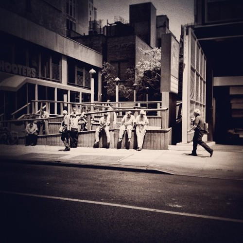 #lunchbreak (Taken with Instagram at Brooklyn Diner)