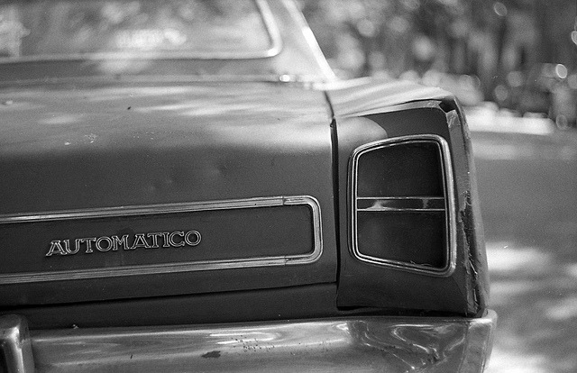 AUTOMATICO by Gabo Barreto on Flickr.Via Flickr: Praktica BC1 with Helios 44M-4 f2.8/58mm, Rollei Retro 100 in ilfosol 1+9 for 5min. 20C This is from last January in Buenos Aires, I forgot about this roll because the Praktica's back opened a few times while shooting with it, so I just tossed  it in the bottom of my bag were I found it last week.  Still not very happy with Ilfosol 3, I like the tones, but not the grain and the somehow less sharp images I'm getting with it.