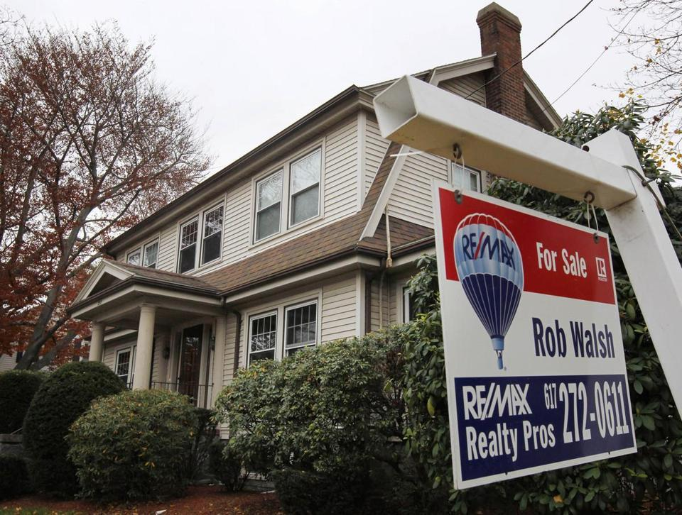 Mass. home sales jump sharply in May  The number of single-family homes sold in Massachusetts last month was the largest monthly total in nearly two years, the Warren Group said Tuesday. (STEVEN SENNE/ASSOCIATED PRESS)