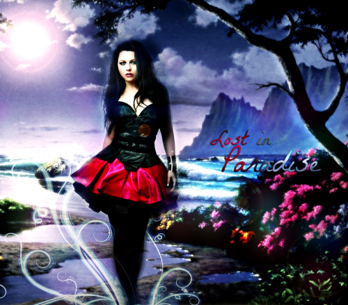 Evanescence Songs Project, Lost in Paradise (L)