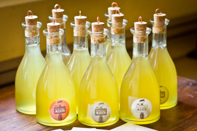 findvegan:  make your own limoncello. It's so worth it!