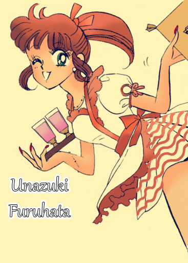 sailorhoneymoon:  moonfrisbee:  Motoki's Sister!!! :D   My favorite minor character! Ah!