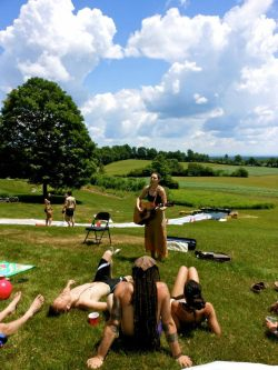 AGEWOOD BLISS 100ft slip n slide & musix AHHH<3