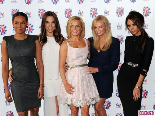 Spice Girls reunite to announce new musical 'Viva Forever'