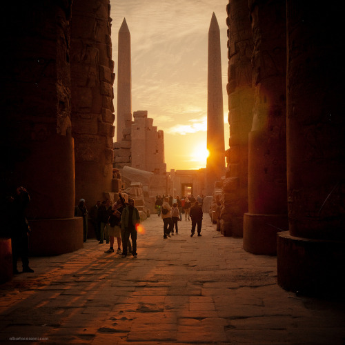 Luxor, Egypt (by BeboFlickr)