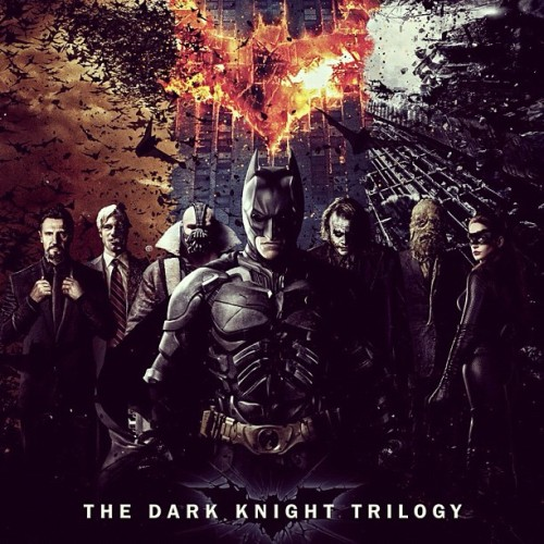 The Dark Knight Trilogy movie poster #BatmanBegins #TheDarkKnight #TheDarkKnightRises #trilogy #batman #nolanbatman #christianbale #dccomics #movies #movieposter #poster #photofun #picoftheday #instacool #instagram  (Taken with Instagram)