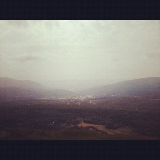 On top of the world! (Taken with Instagram)