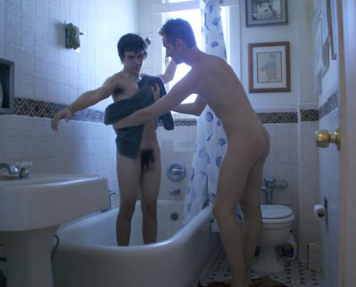 teen standing nude hd