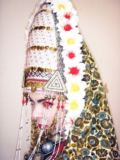 muirgilsdream / Jewish Yemenite bride.