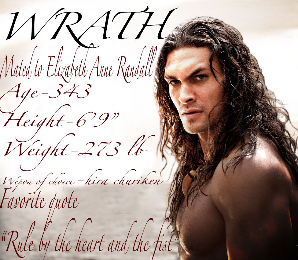 wrath black dagger brotherhood
