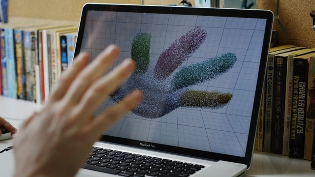 thisistheverge:  A look inside Leap Motion, the 3D gesture control that's like Kinect on steroids Leap Motion's not the household name Kinect is, but it should be — the company's motion-tracking system is more powerful, more accurate, smaller, cheaper, and just more impressive. Leap CTO David Holz came by the Verge's New York offices to give us a demo of the company's upcoming product (called The Leap), and suffice to say we're only begrudgingly returning to our mice and keyboards.