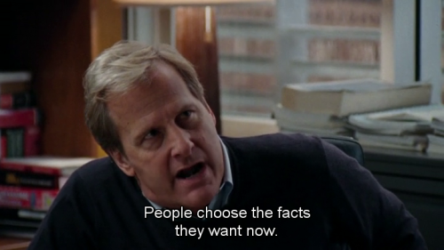 The Newsroom.