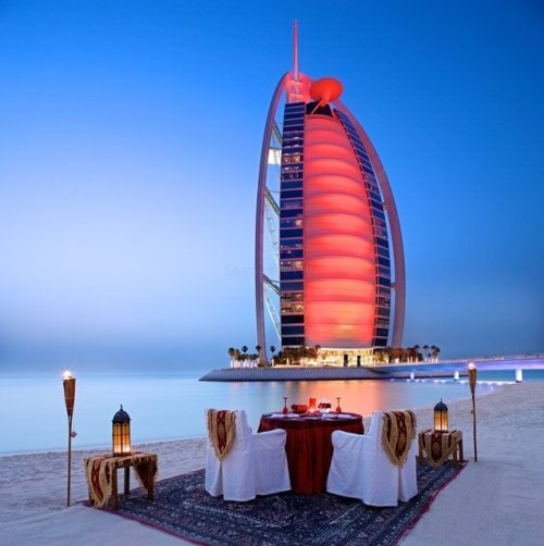 private dining in Dubai