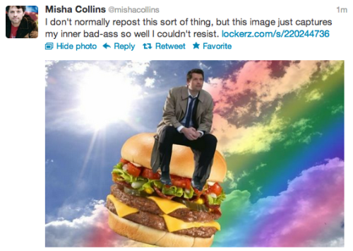 misha-bawlins:  MISHA GET AWAY FROM TUMBLR