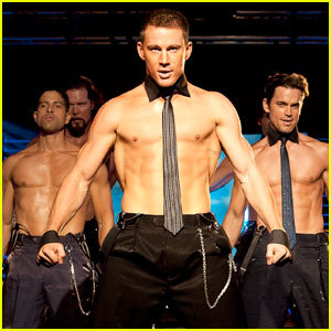 Excited for Magic Mike? Chat with Channing Tatum tonight at 8 PM at www.constellation.tv/event/magicmike