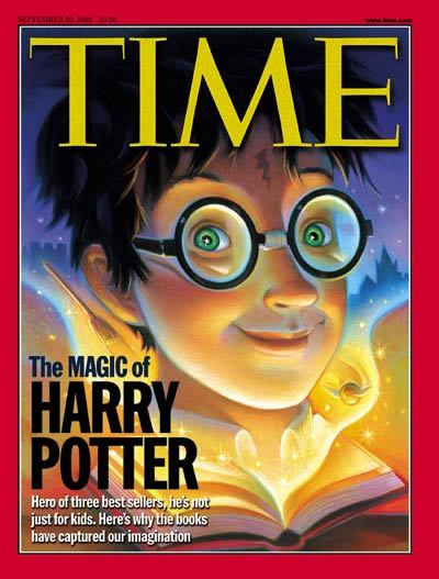 Today marks 15 years since the original Harry Potter book was released. Ah, 15 years of magic — can you believe it?