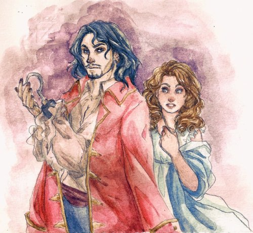 becausesometimesdreamsdocometrue:  The Pirate and the Storyteller by FuckYouFolks.