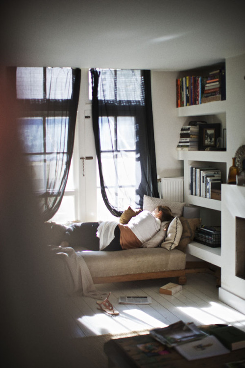I want an office like this for mid afternoon naps. Yeah…that's what I need.