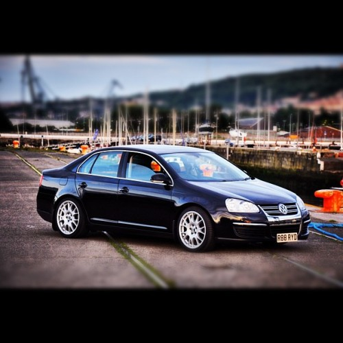 My Vdub. #vw #dub #nikon #d90 # iPhone #scotland #low #bbs (Taken with Instagram)