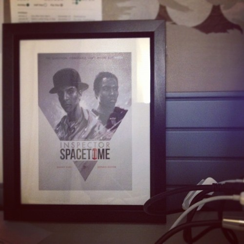 New desk swag came in. @samspratt @danharmony  (Taken with Instagram)