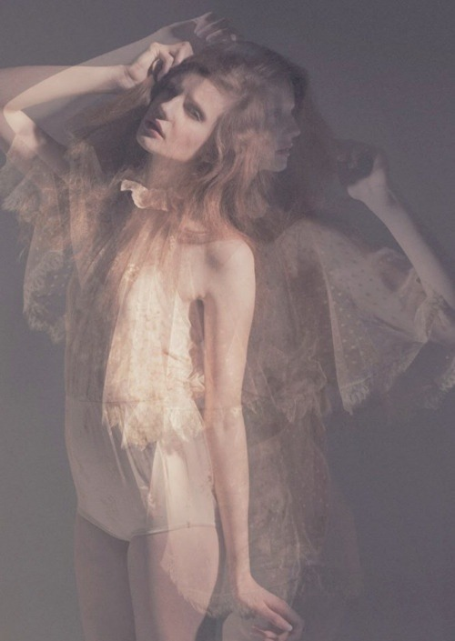 mydarling:  Ida Sjöstedt Fall/Winter 2010
