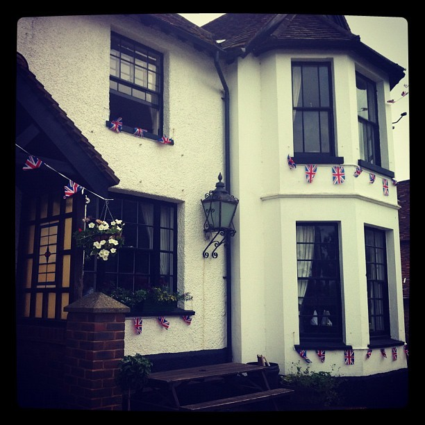 DofE teachers lunch venue!!! Pub it is!! (Taken with Instagram)