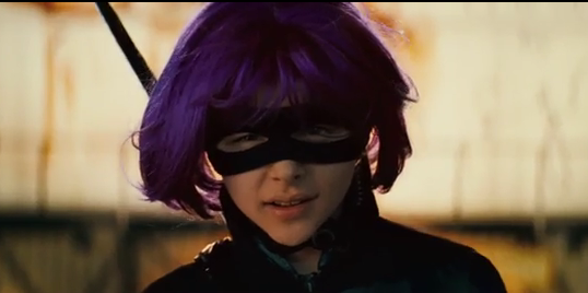The Kick-Ass sequel is underway!