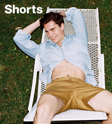 Shorts for Men by American Apparel.